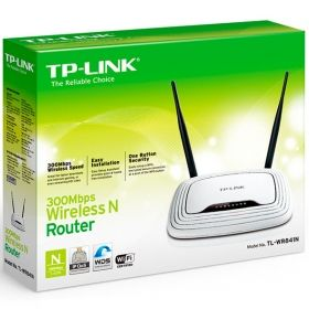 Wireless G Router TP-Link TL-WR841N