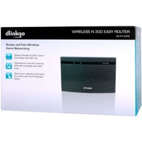 D-Link Wireless N 300 Easy Router